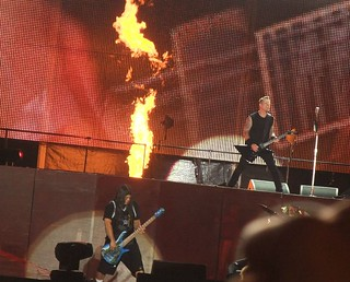 Metallica at Sonisphere Romania