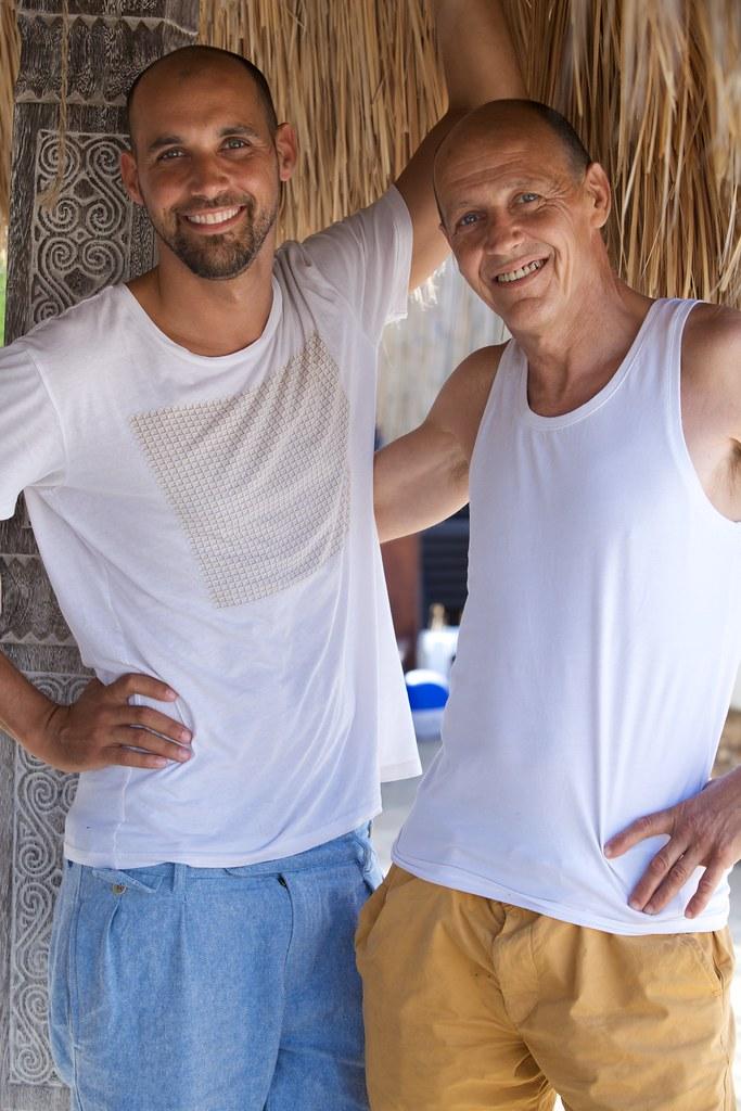 Alfredo and Jaime, Ibiza DJs