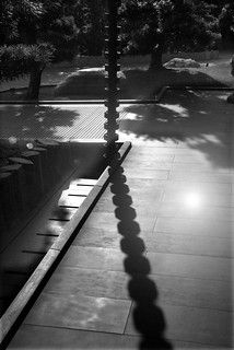 Light and shadow at Nan Lian Garden 南蓮園池