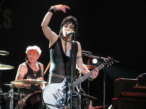 Joan Jett @ Bluesfest