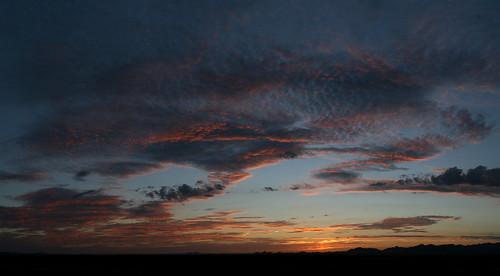 sunset arizona phoenix hugin