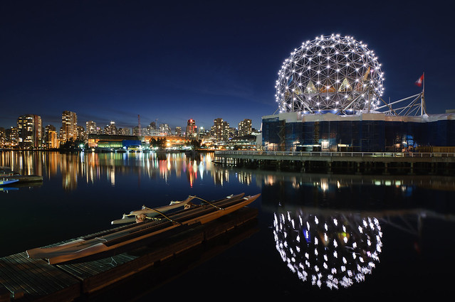 Vancouver Things to Do | Science World at TELUS World of Science