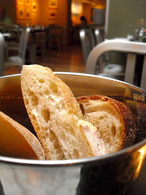 Bread Bucket, Flex Mussels, UES, NYC
