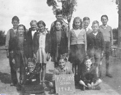 Korunye School 1948