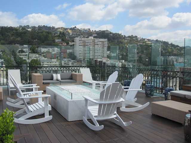 London West Hollywood Rooftop