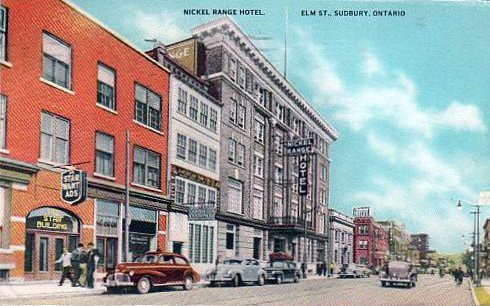 Image result for nickel range hotel sudbury