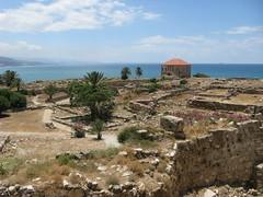 Ruínas de Byblos, Líbano