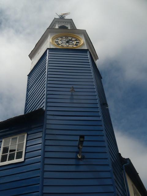 Clock tower Coggeshall
