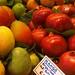 Mangos and Passionfruits at La Boqueria Market, Barcelona