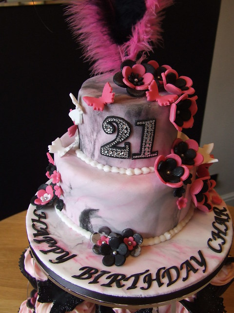 21st birthday cake flickr photo sharing for 21st birthday cake decoration