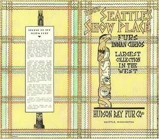 Seattle's Show Place by Ruth Kreps