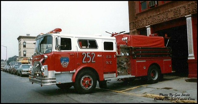 FDNY Engine Co. 252 (Now Squad 252)