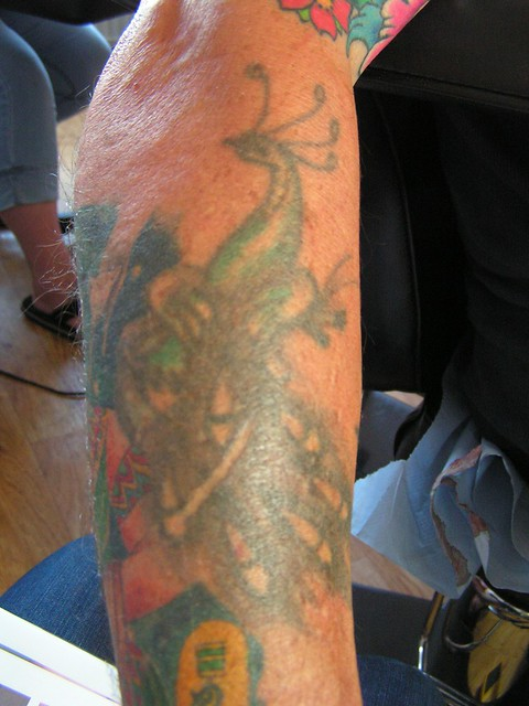 Old skool tattoo | Flickr - Photo Sharing!