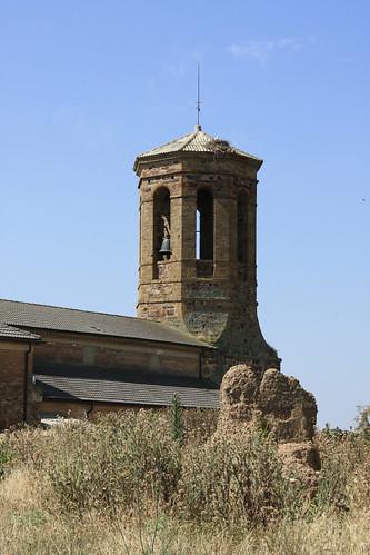 Torre octogonal de la Iglesia de Barcial del Barco (_MG_5889)