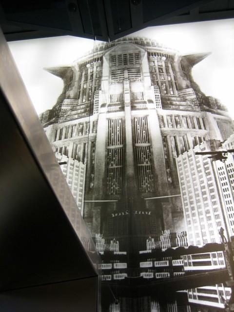 Mirrored Metropolis