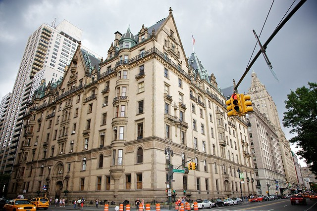 Dakota building new york state tripomatic for Attractions near new york city