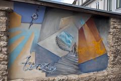 Erfurt murals / Графити Эрфурта