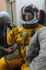 astronaut, hazmat suit, person,