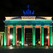 Brandenburger Tor FESTIVAL OF LIGHTS 2009