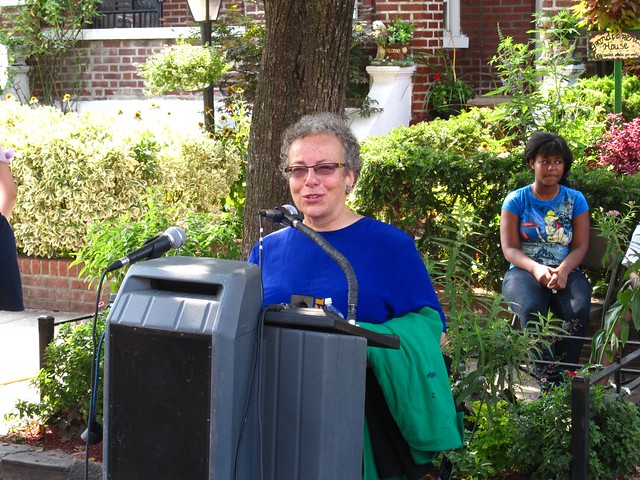 Brooklyn Community Foundation president Marilyn Gelber.