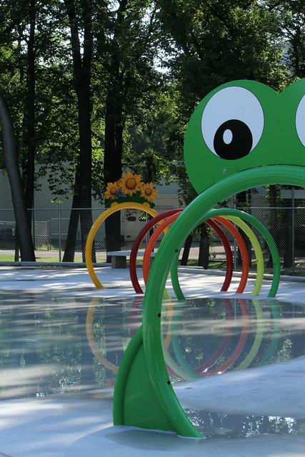 Kildonan Park Pool Flickr Photo Sharing