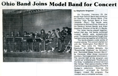 84_09.24 - Observer article on the band concert