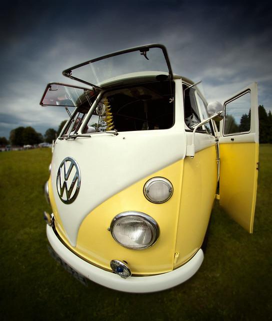 VW splitty | Flickr - Photo Sharing!
