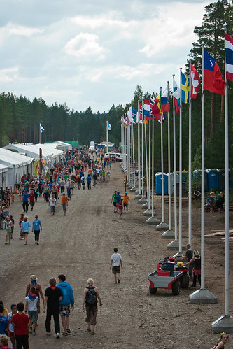 finland evo leiri partio kilke suurleiri