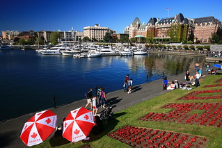 Welcome to Victoria BC | by laszlo-photo