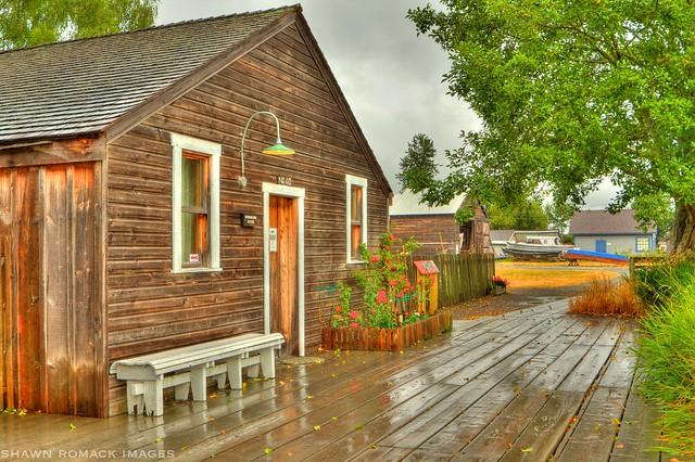 Murakami House Steveston Village Bc Canada Flickr