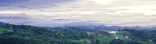 austria vineyard dusk slovenia styria canoneos5d