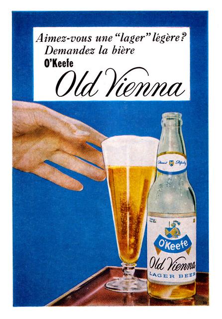 O Beer O'Keefe'...