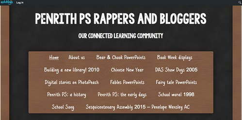 Penrith PS Rappers - Blog