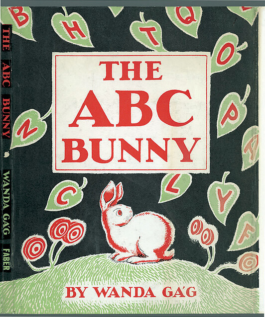 Wanda Gag - The ABC Bunny, 1933