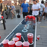 Gawker Media Beer Pong Tournament