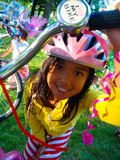 Bike Camp at the Cycle Oregon Weekend Ride