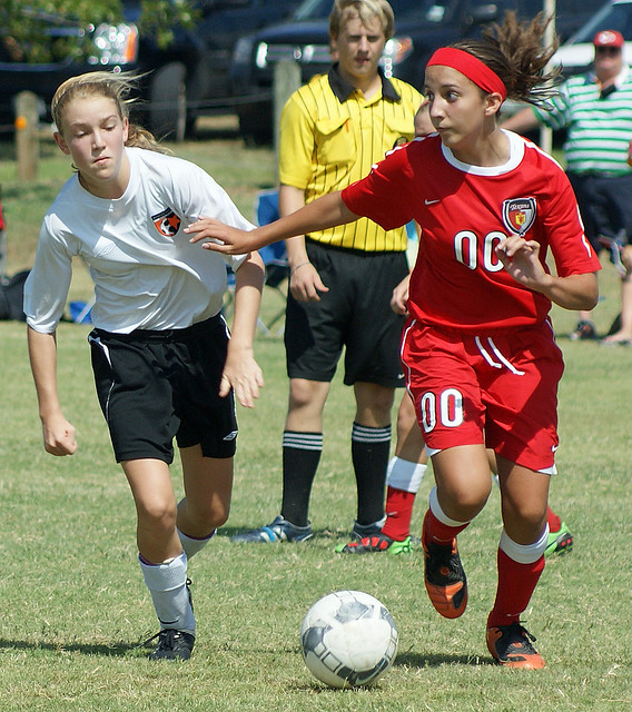 2010 Dallas Texans Elite Soccer Showcase