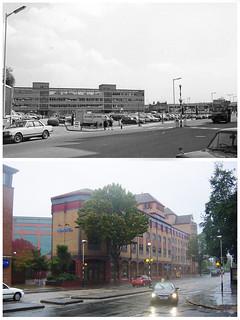 Cart Lane-Victoria Street  1981 - 2006