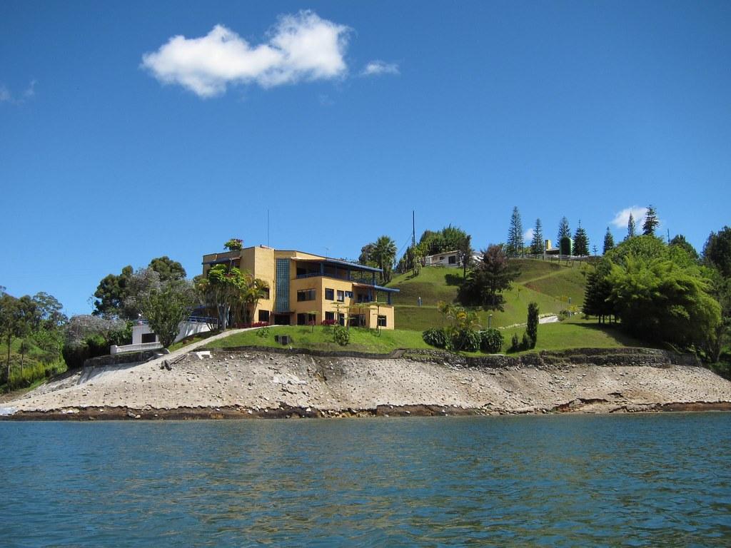 photo essay vacation homes of pablo escobar