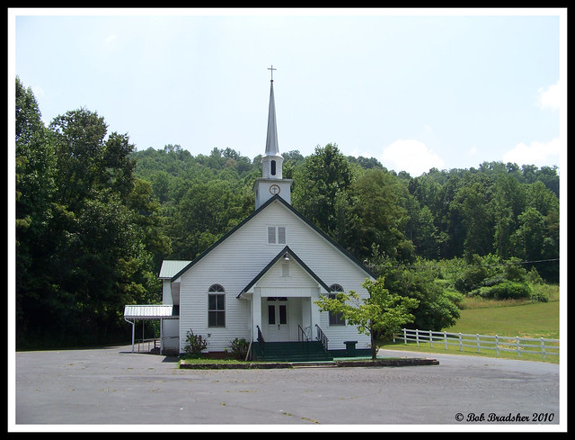 Mount Pleasant Baptist Church Sylvia Nc Flickr Photo