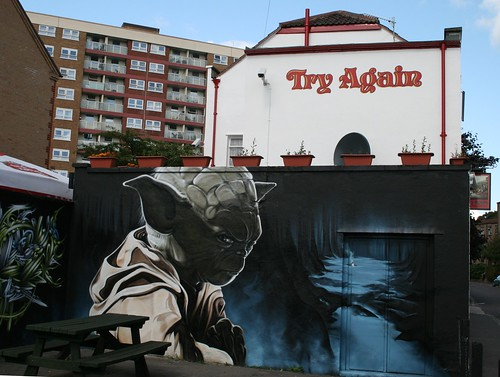 Try Again Yoda