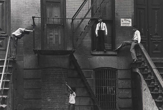 Lingerie, New York 1950, by Roy DeCarava