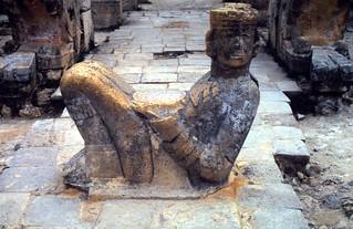 Chichén Itzá 1987