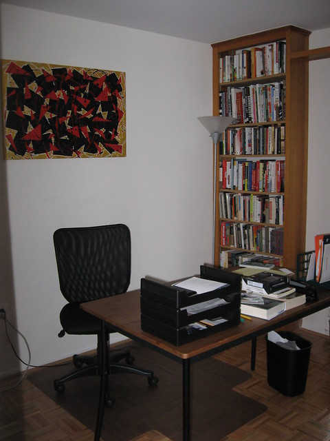 A Home Office Helps A Lot In Promoting A Conducive Working Environment.  (Photo Credits)