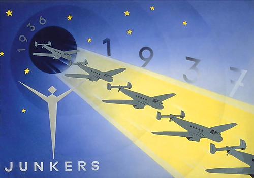 1937 ... Junkers aircraft