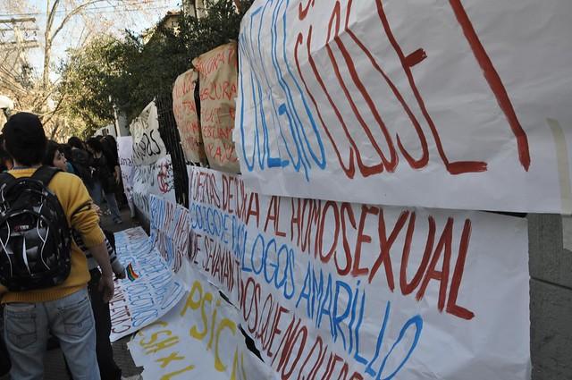 colegio de psicologos chile: