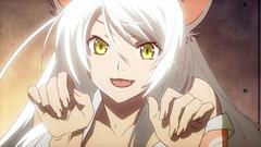 100827 - 障り猫,羽川翼〔貓妖,Sawari-Neko / Tsubasa Hanekawa〕