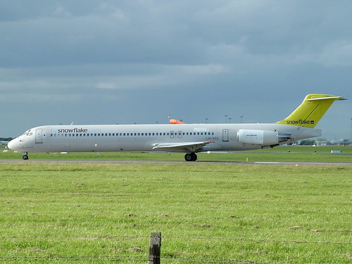 LN-ROS MD-82 SAS - Snowflake