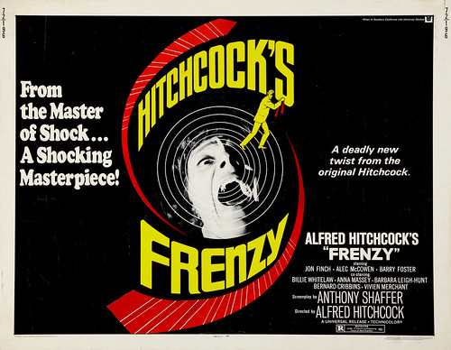Frenzy (1972) - poster by Advertising Hitchcock