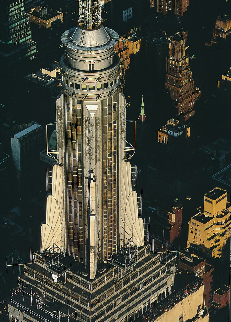 Empire state building 350 fifth avenue 34th street for 103rd floor empire state building